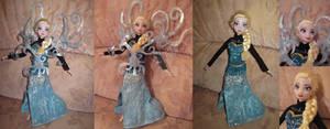 Frozen - Transformation Elsa
