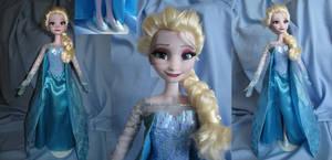 Frozen - Ice Queen Elsa ooak