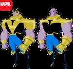 MARVELS Thanos