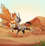 [WoR] Battle Birds by ReySketch