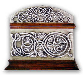 CELTIC CHEST 4 - SIDE. by arteymetal