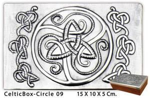 Celtic Circle  Box 09A by arteymetal