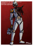 Infected Clone Trooper #2