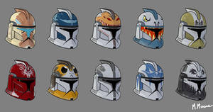 Republic War Paint Series 1