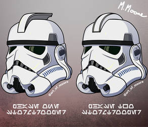 Stormtrooper Remix - Phase 1 and 2 by Moemoore