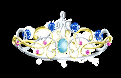 Aquaria's Royal tiara