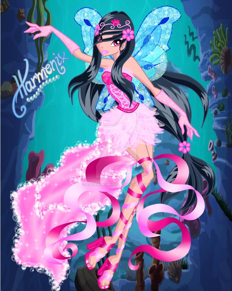 COM: Cynthia Harmonix by ashia2256