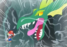 Spike Battle by TwisterTH