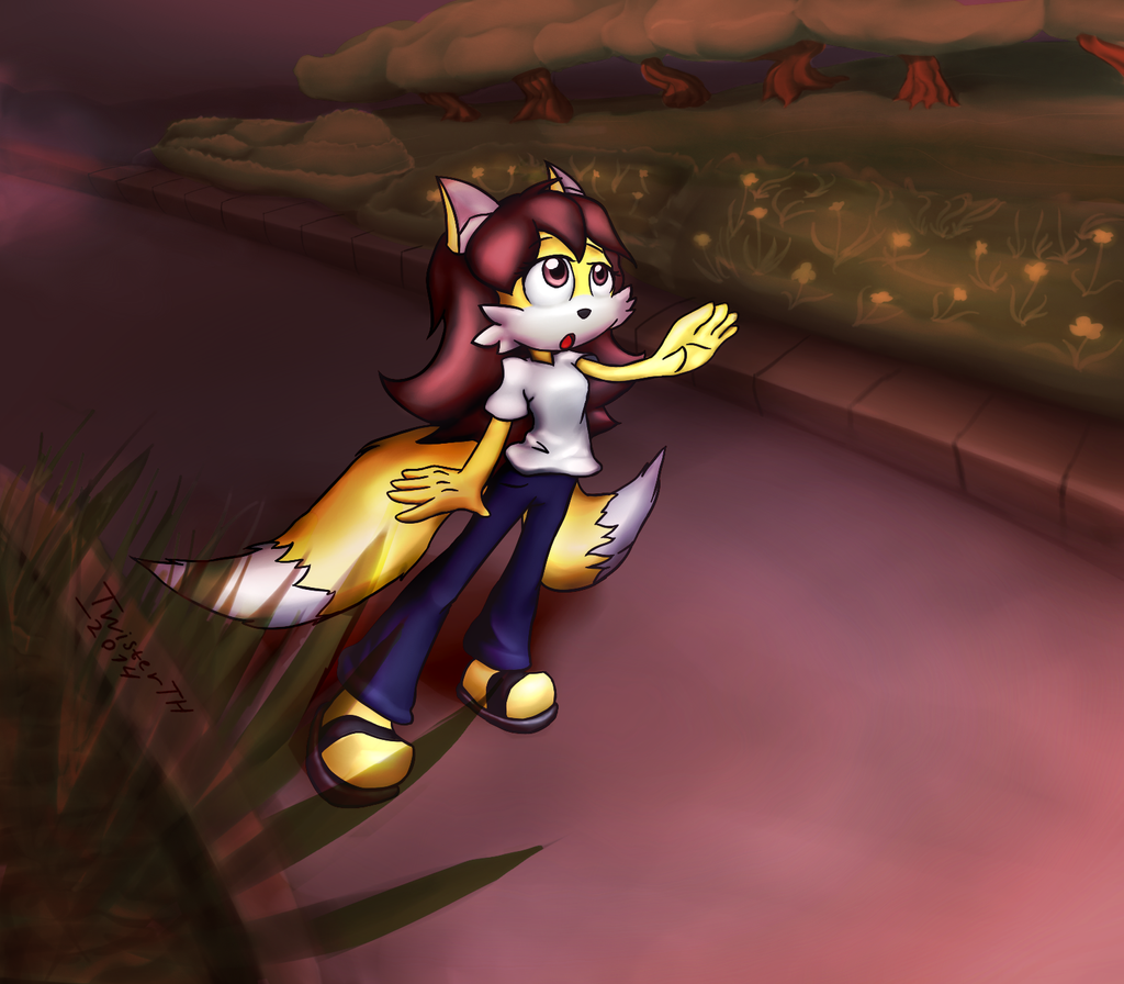 YellowFOX by TwisterTH on DeviantArt