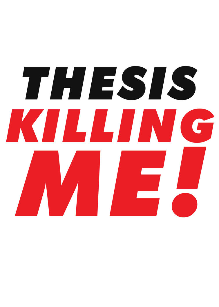 pre thesis