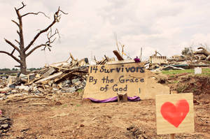Tuscaloosa Tornado 39 by cKlos