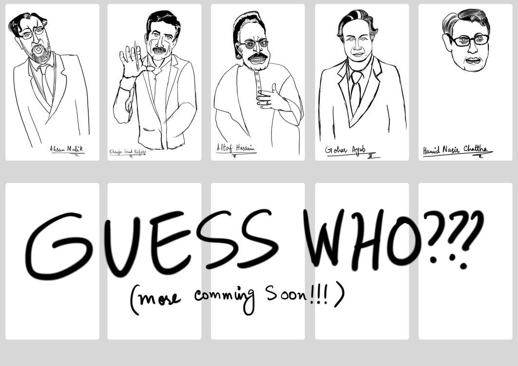 GUess Who????? by kalabadi-hallaj