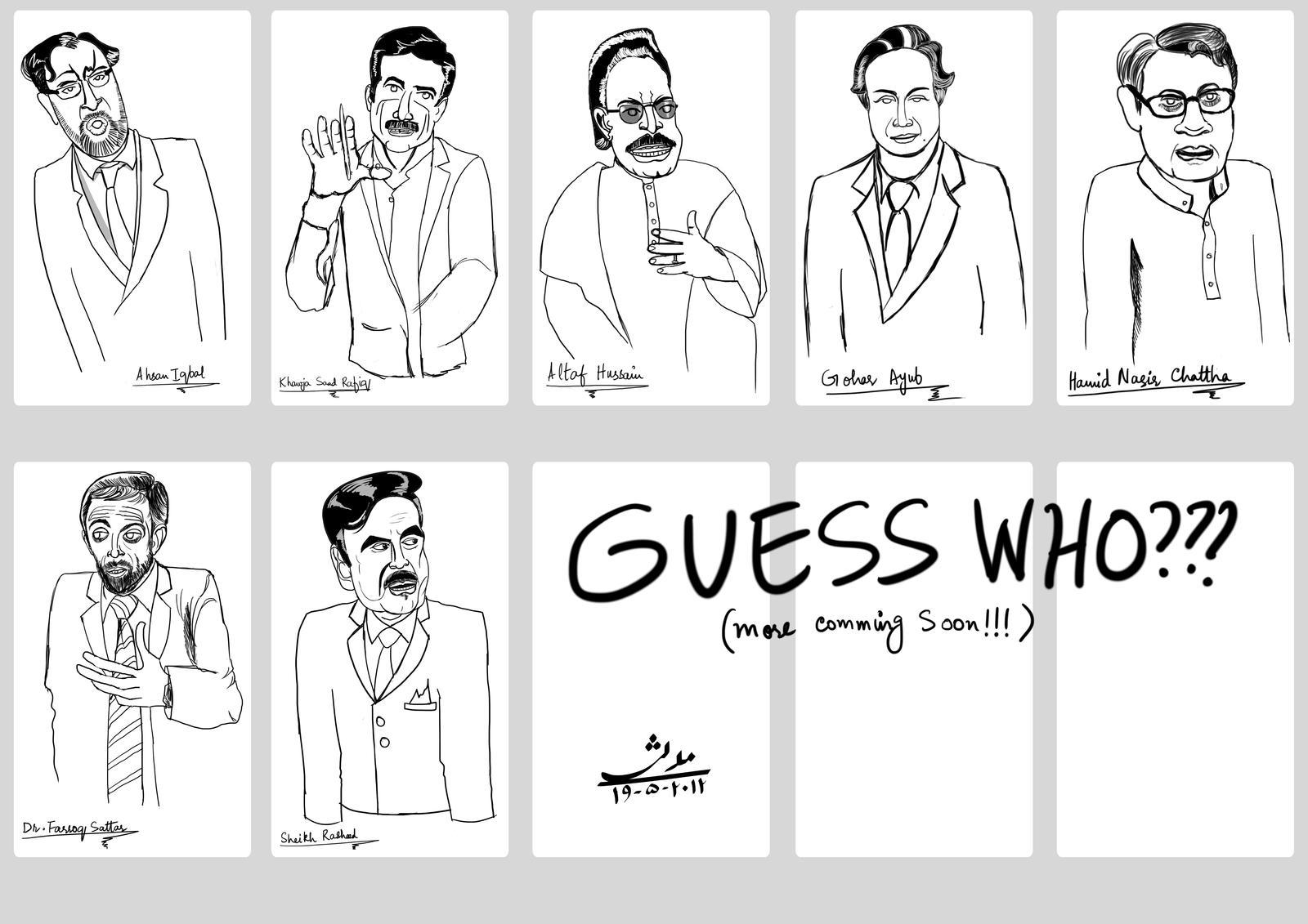 guess who 2!!!!! by kalabadi-hallaj