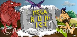 Mega Run Ice Banner