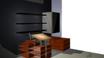 WIP MOM's new Workstation in Maya not Finished yet
