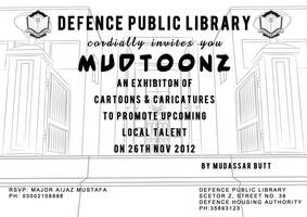 WIP DHA LIBRARY INVITATION Template