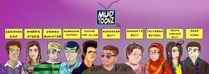 The team at mud toonz