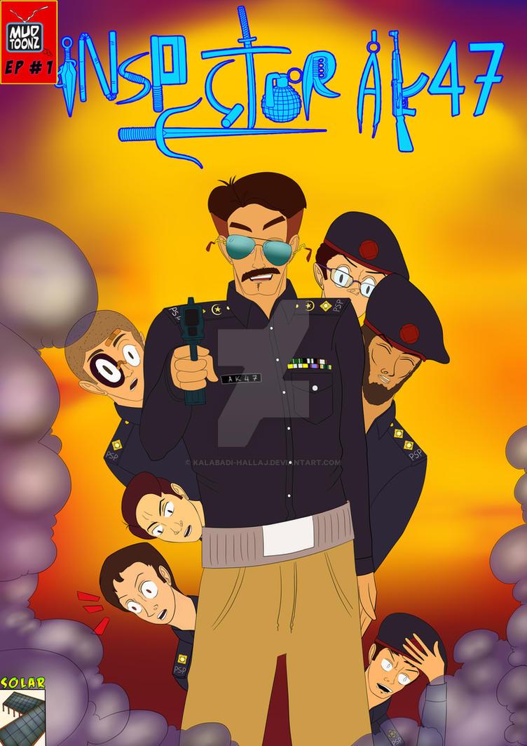 Inspector AK47 Cover EP c01 by kalabadi-hallaj