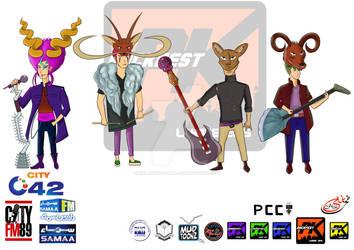 Metal Fest PK Concept 03