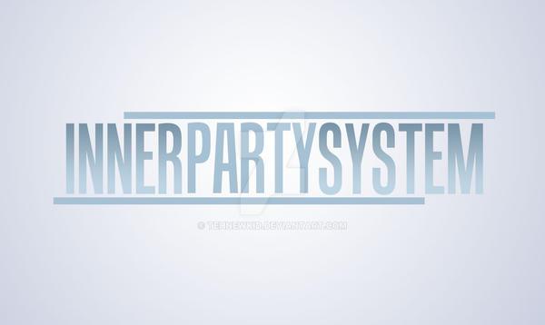 INNERPARTYSYSTEM Logotype by TehNewKid