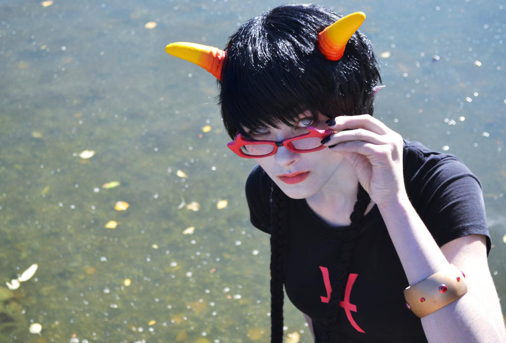 Meenah Cosplay vol. 2 by Doomega