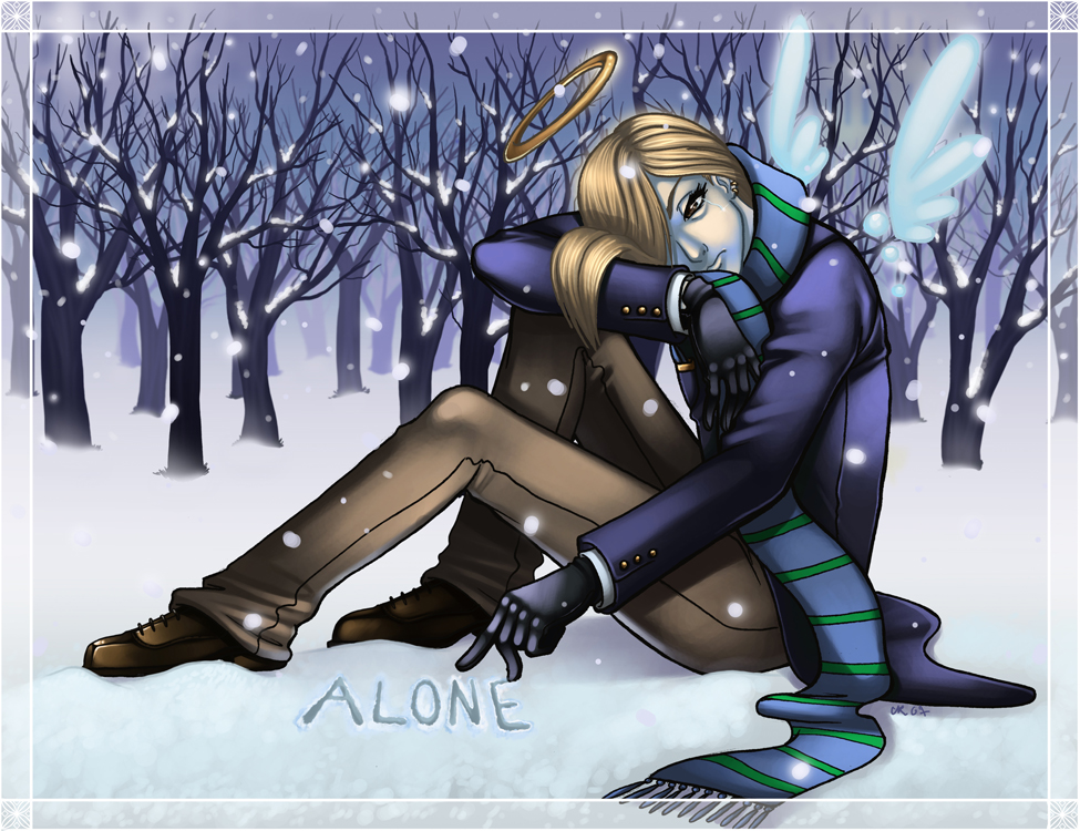 +Alone+ by DigiAvalon