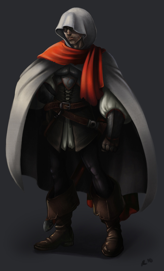 Assassins inspired concept by DigiAvalon on DeviantArt