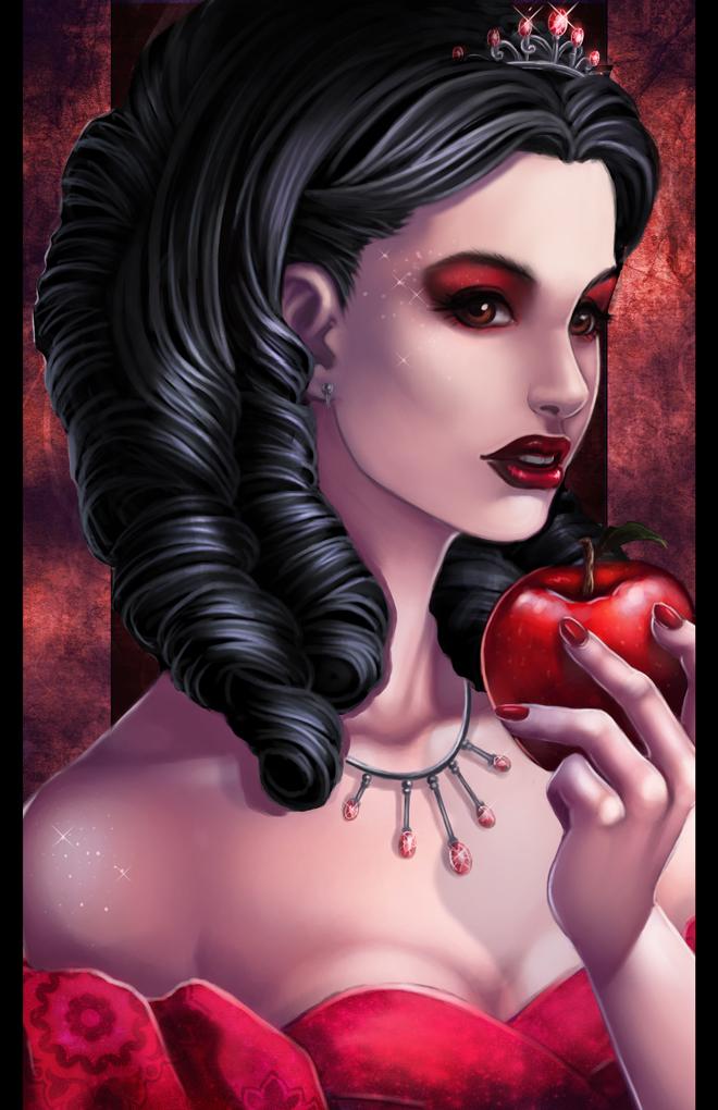 Snow White by DigiAvalon
