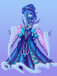 Ice Queen design
