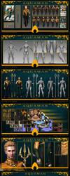 Comicon Challange 2014 Aquaman by DigiAvalon