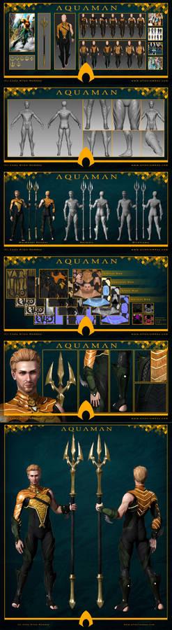 Comicon Challange 2014 Aquaman