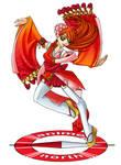 Anime north logo_mascot design