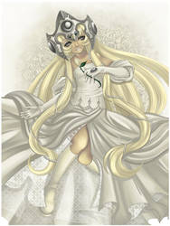 +White Rose Finshed+ by DigiAvalon