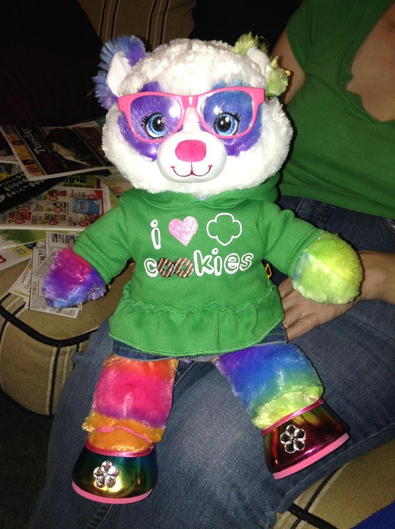 Riley: Nerdy Bear Extraordinaire by likelakers22