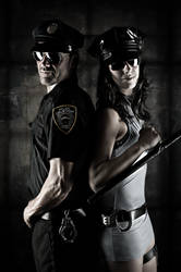 Police story by pixel-media