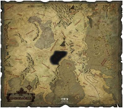 Balfour's Map by mlmjr