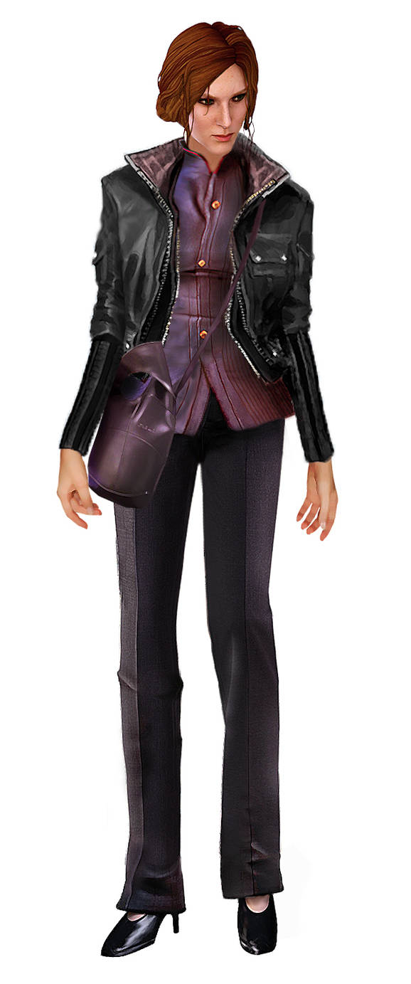 Tara, civilian clothes II