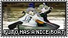 Futo Has A Nice Boat Stamp by Captain-Chompers