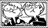 Crunch Crunch Persona 4 Stamp by Captain-Chompers