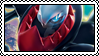 Pokemon Darkrai Stamp by Captain-Chompers
