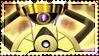 Pokemon Aegislash Stamp by Captain-Chompers