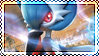 Pokemon Shiny Mega Gardevoir Stamp by Captain-Chompers
