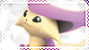 Pokemon Delcatty Stamp by Captain-Chompers