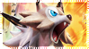 Pokemon Lycanroc Stamp by Captain-Chompers