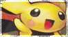 Pokemon Pichu Stamp by Captain-Chompers