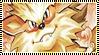 Pokemon Arcanine Stamp