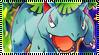 Pokemon Venasaur Stamp