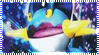 Pokemon Swampert Stamp by Captain-Chompers