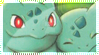 Pokemon Bulbasaur Stamp by Captain-Chompers
