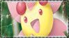 Pokemon Cherim Stamp by Captain-Chompers